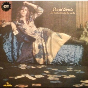 BOWIE, DAVID - The Man Who Sold The World LP