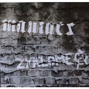 """MANIACS / ZYKLOME A Split EP 7"""""""
