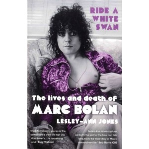MARC BOLAN The Lives And Death of Marc Bolan KNJIGA