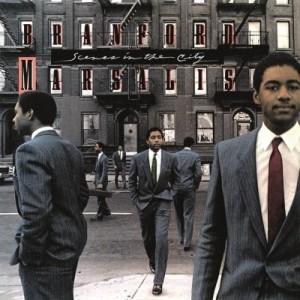 MARSALIS, BRANFORD - Scenes In The City LP