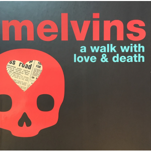MELVINS - Walk With Love & Death LP BOX