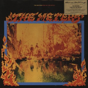 METERS - Fire On The Bayou 2LP