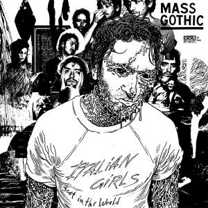 MASS GOTHIC - Mass Gothic LP