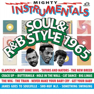 V/A - Mighty Instrumentals Soul & R&B-Style 1965 LP