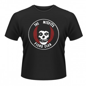 MISFITS Original Fiend Club T-SHIRT