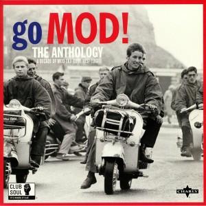 V/A - Go Mod! The Anthology: A Decade Of Mod Ska Soul 1957-1967 2LP