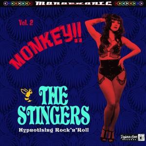 STINGERS - Monkey Vol. 2 LP