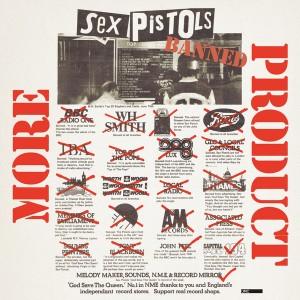 SEX PISTOLS - More Product CD BOX SET