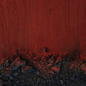 SUMNEY, MOSES -  Black In Deep Red, 2014 LP