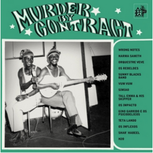 V/A - Murder By Contract LP