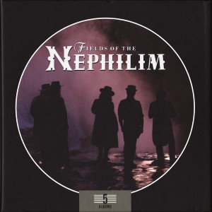 FIELDS OF NEPHILIM -  5 Albums CD BOX SET