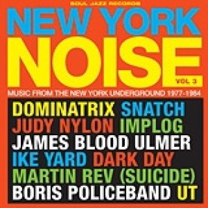 V/A - New York Noise Vol. 3 2LP