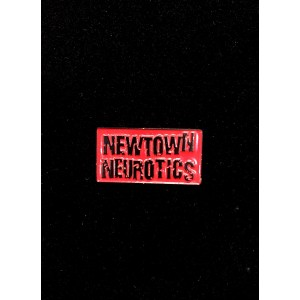 NEWTOWN NEUROTICS METAL PIN