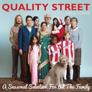 LOWE, NICK - Quality Street (A Seasonal Selection For All The Family)  LP