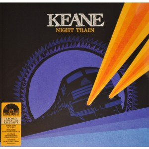 KEANE - Night Train LP