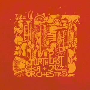 NORTH EAST SKA JAZZ ORCHESTRA - s/t LP