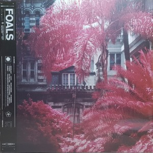 FOALS - Everything Not Saved Will Be Lost: Part 1 LP