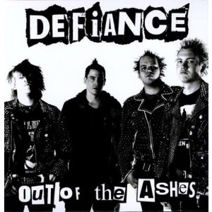 DEFIANCE - Out of the Ashes LP