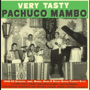 V/A - Very Tasty Pachucho Mambo 48-83 LP