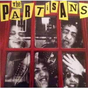PARTISANS - s/t LP