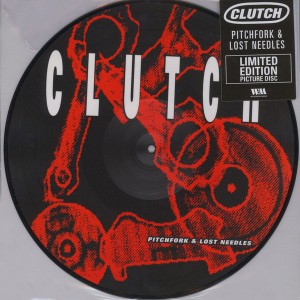 CLUTCH - Pitchfork & Lost Needles LP