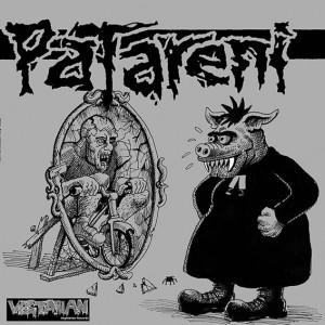 PATARENI - Živim U Zemlji Koja Ne Živi U Meni [Pignoriranje] LP