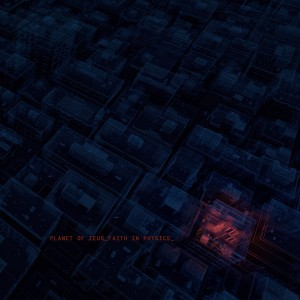 PLANET OF ZEUS - Faith In Physics LP