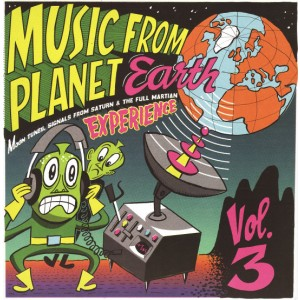 V/A Music From Planet Earth Volume 3 10""