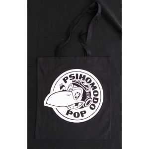 PSIHOMODO POP Logo TOTE BAG