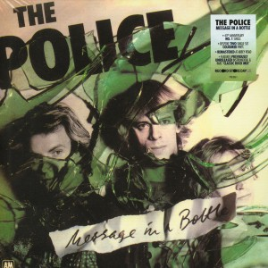POLICE Message In A Bottle 7""
