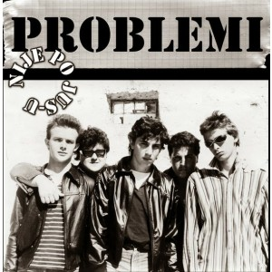 PROBLEMI - Nije Po Jus-u LP