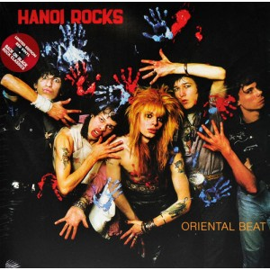 HANOI ROCKS – Oriental Beat LP