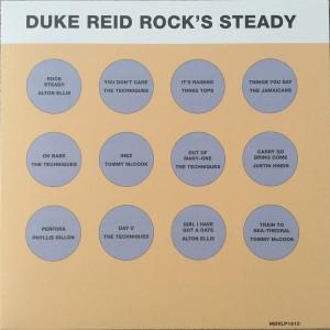 V/A – Duke Reid Rock's Steady LP