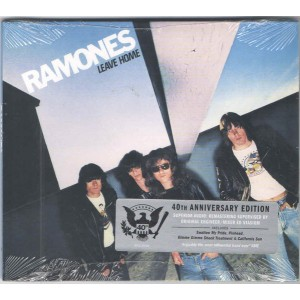 RAMONES ‎– Leave Home (40th Anniversary Edition) BOXSET