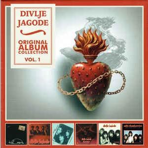 DIVLJE JAGODE - Original Album Collection Vol. 1 6CD BOX SET