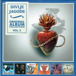DIVLJE JAGODE - Original Album Collection Vol. 2 6CD BOX SET
