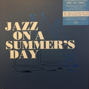 O.S.T. - Jazz On A Summers Day 10""