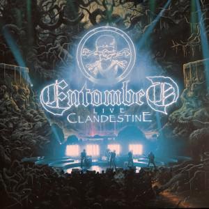 ENTOMBED - Clandestine Live 2LP