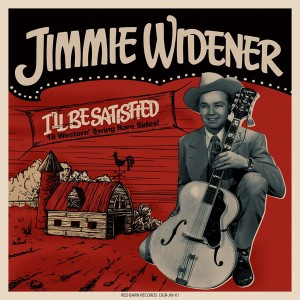 WIDENER, JIM - I'll Be Satisfied LP