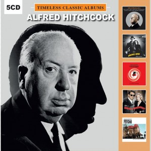 HITCHCOCK, ALFRED - Timeless Classic Albums 5CD BOX SET