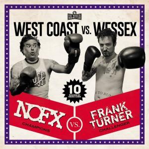 NOFX Vs. TURNER, FRANK - West Coast Vs. Wessex LP
