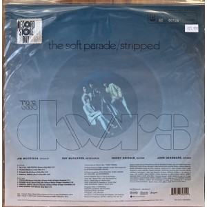 DOORS - The Soft Parade / Stripped LP