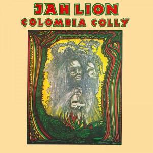 JAH LION - Colombia Colly LP