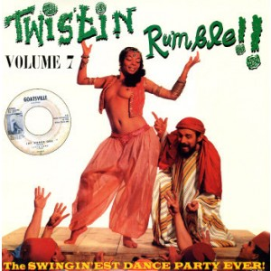 V/A – Twistin Rumble Volume 7 LP