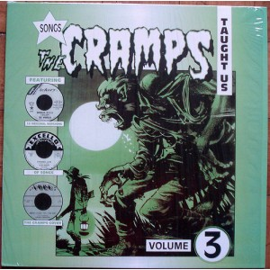 V/A ‎– Songs The Cramps Taught Us Volume 3 LP