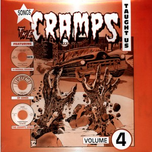 V/A ‎– Songs The Cramps Taught Us Volume 4 LP