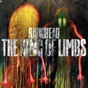 RADIOHEAD – The King Of Limbs LP