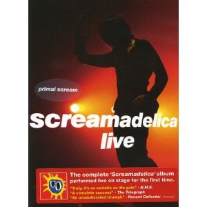 PRIMAL SCREAM - Screamadelica Live DVD