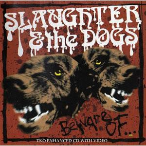 SLAUGHTER & THE DOGS ‎– Beware Of... LP