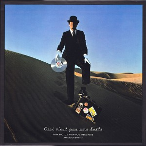 PINK FLOYD - Wish You Were Here Immersion CD BOX SET